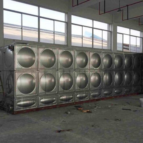 xia门不锈钢水箱(水塔)实用案例