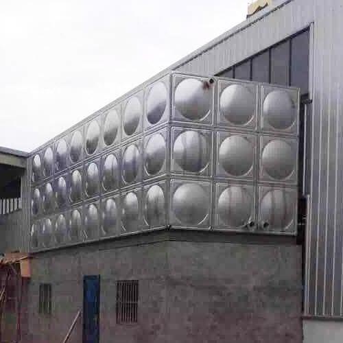 漳州不锈钢水箱(水塔)实用案例