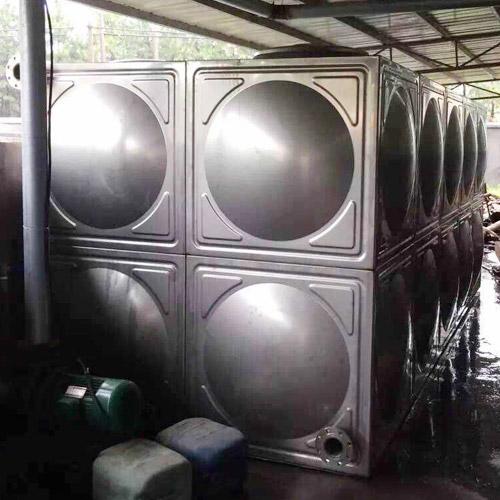 漳州20-40dun不xiu钢shui箱实用an例